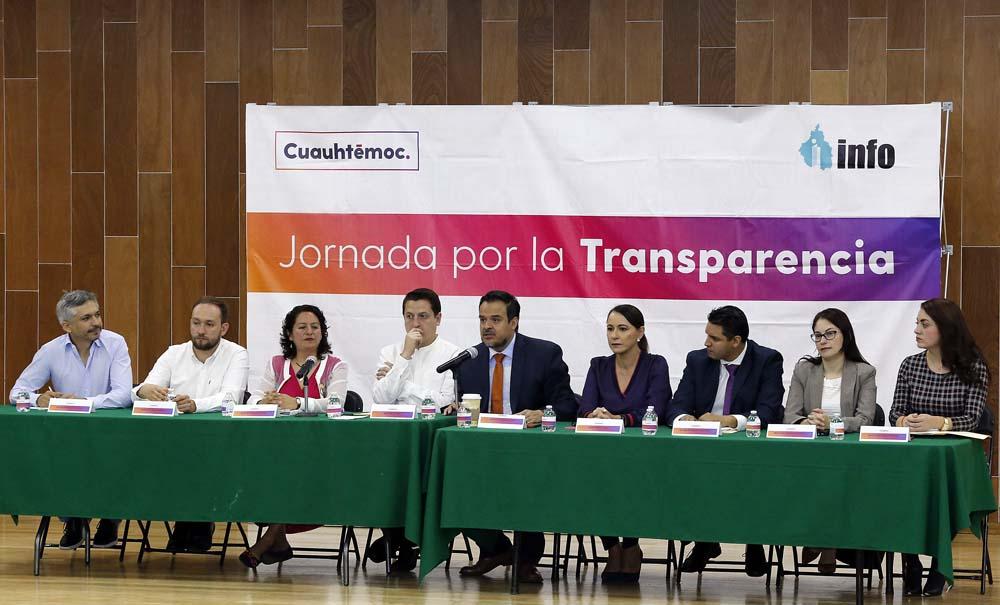JORNADA POR LA TRANSPARENCIA 270519