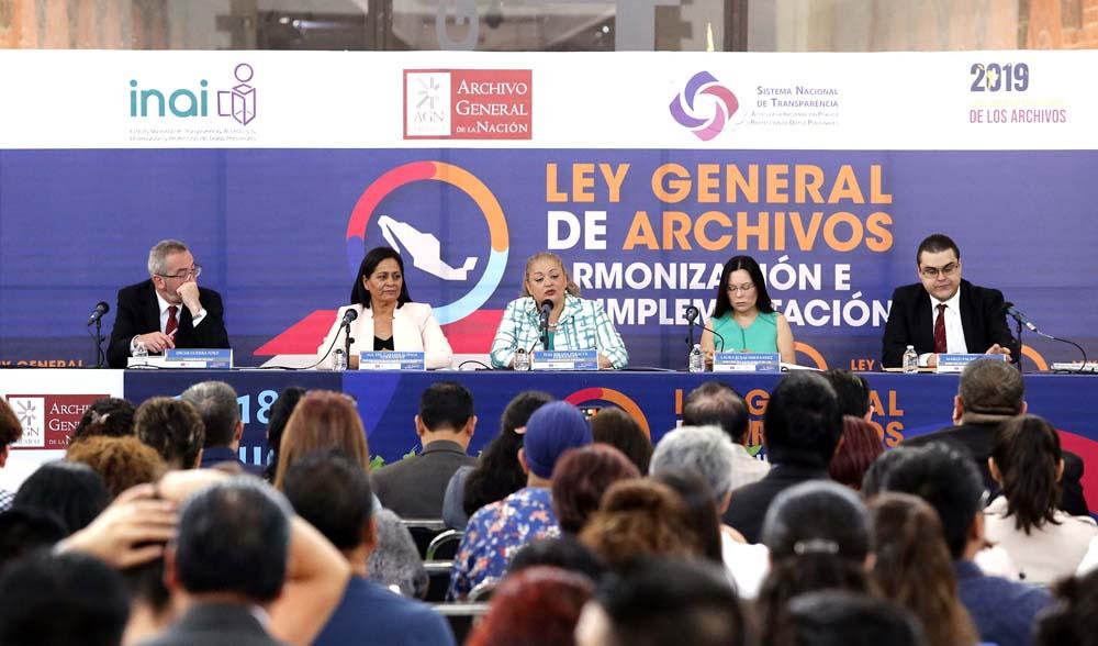 LEY GENERAL DE ARCHIVOS AGN