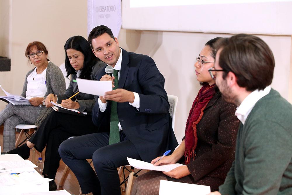 CONVERSATORIO ARCHIVOS AGN