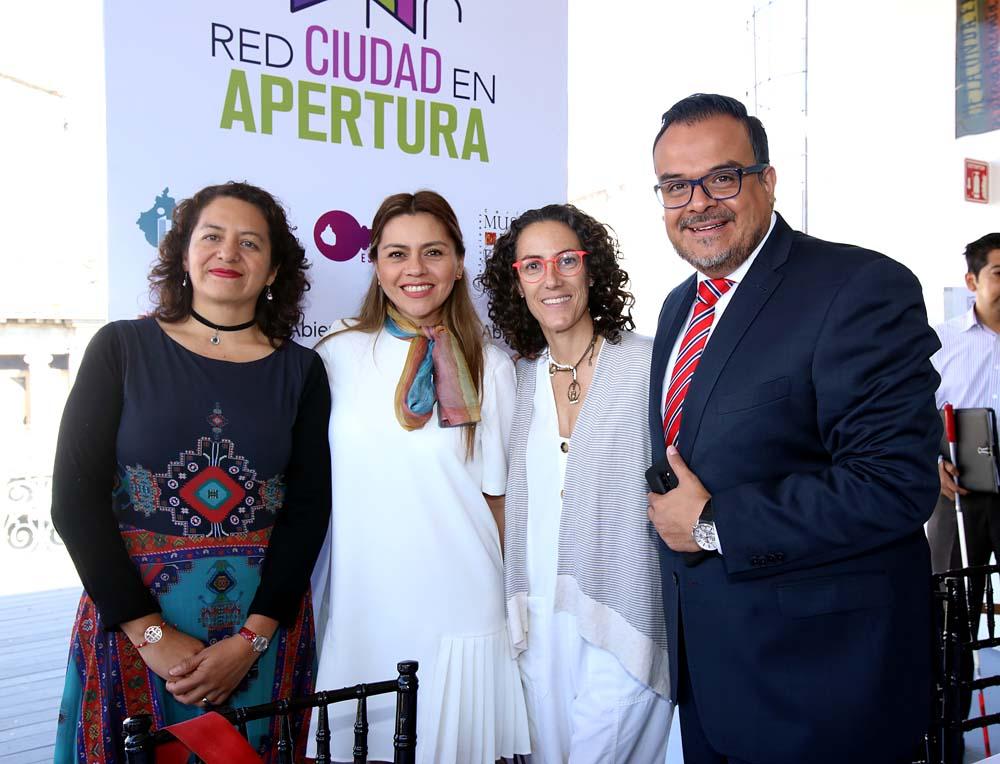 RED CIUDAD EN APERTURA