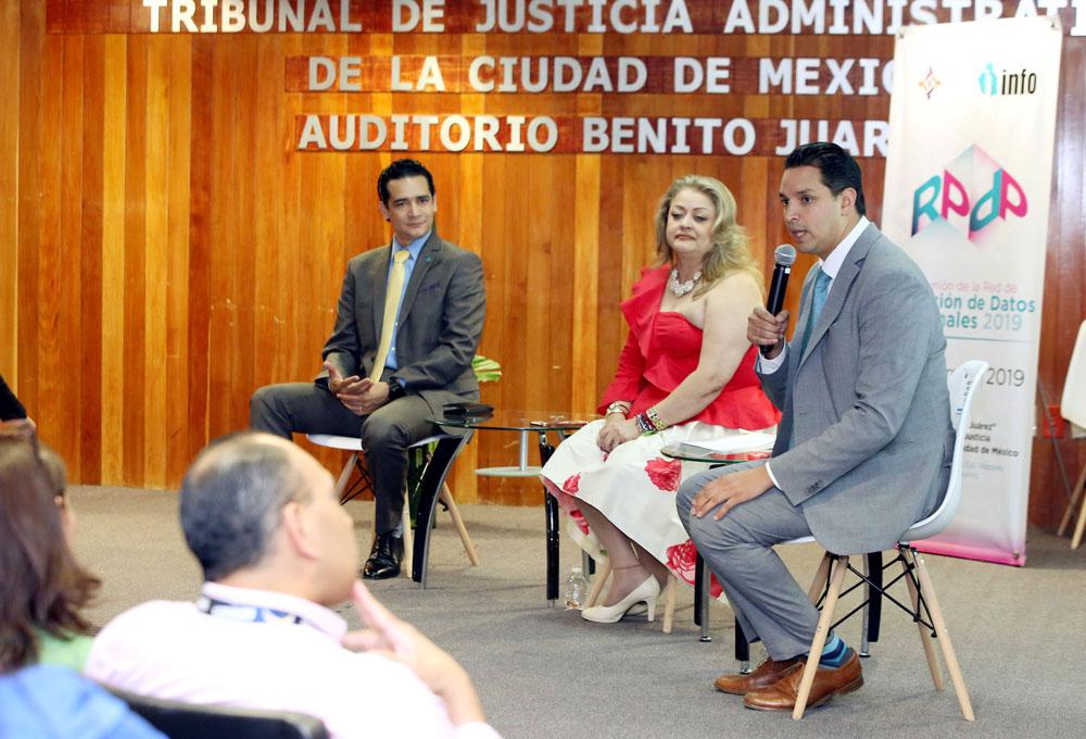 RED DE DATOS TRIBUNAL ADMINISTRATIVO