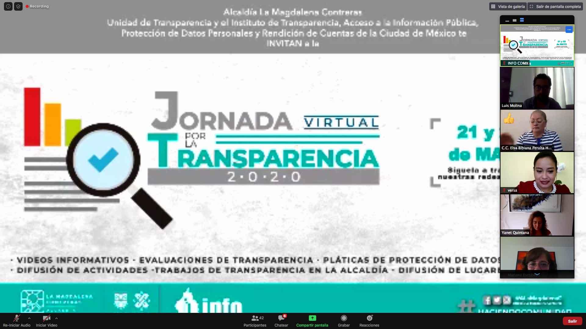 JORNADA MAGDALENA CONTRERAS 210520