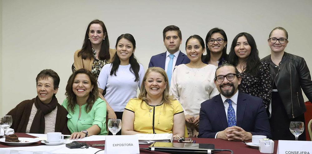 Conferencia Barra Mexicana de Abogados