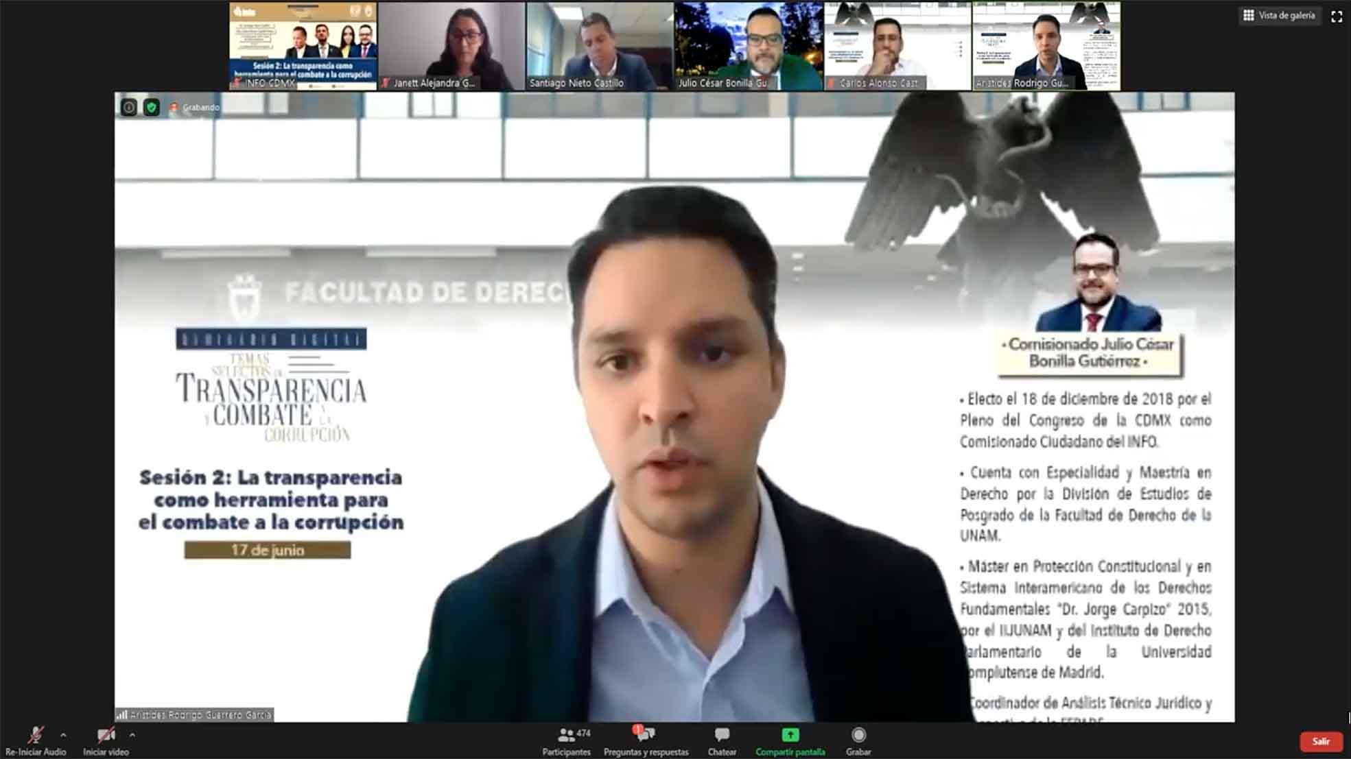 TRANSPARENCIA Y COMBATE A LA CORRUPCIÓN 170620