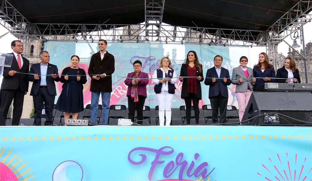 FERIA ZÓCALO GALERÍA 2018