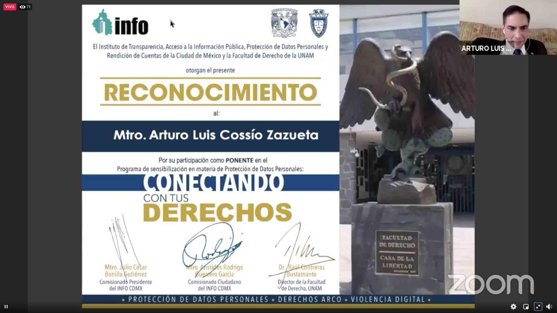 CONECTANDO CON TUS DERECHOS 011220