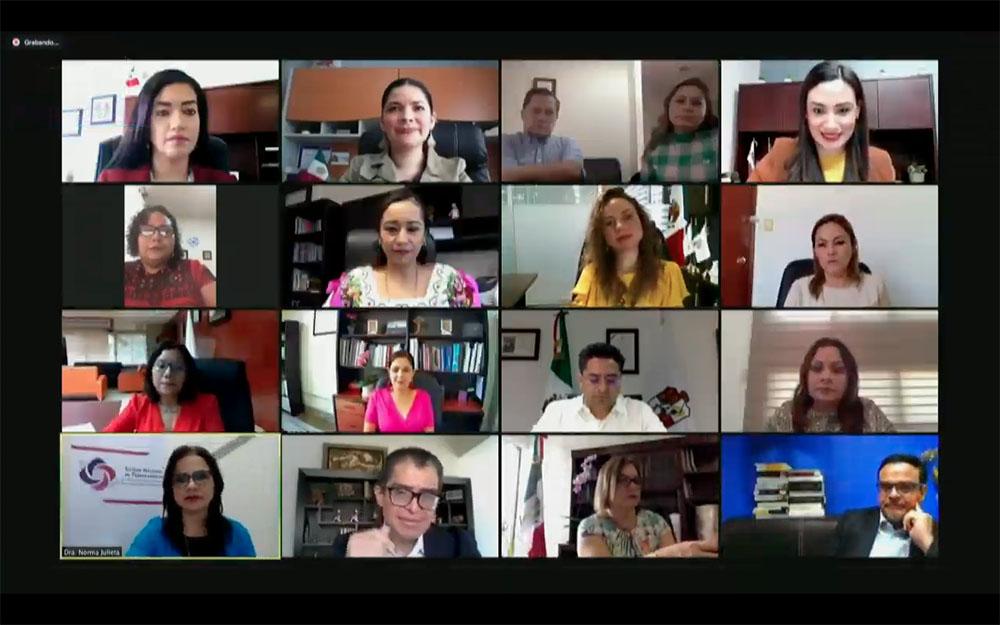 CONVERSATORIO FEMINISMO Y ACCESO A LA INFORMACIÓN Y DERECHOS DIGITALES 180321