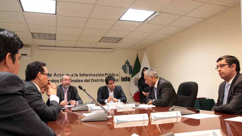 Firma Convenio Delegación Cuauhtémoc