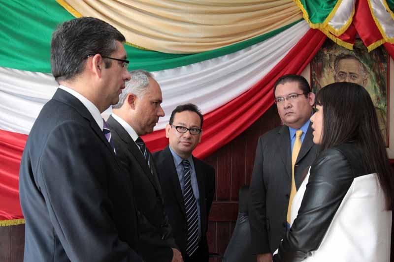 Firma Convenio Delegación Venustiano Carranza