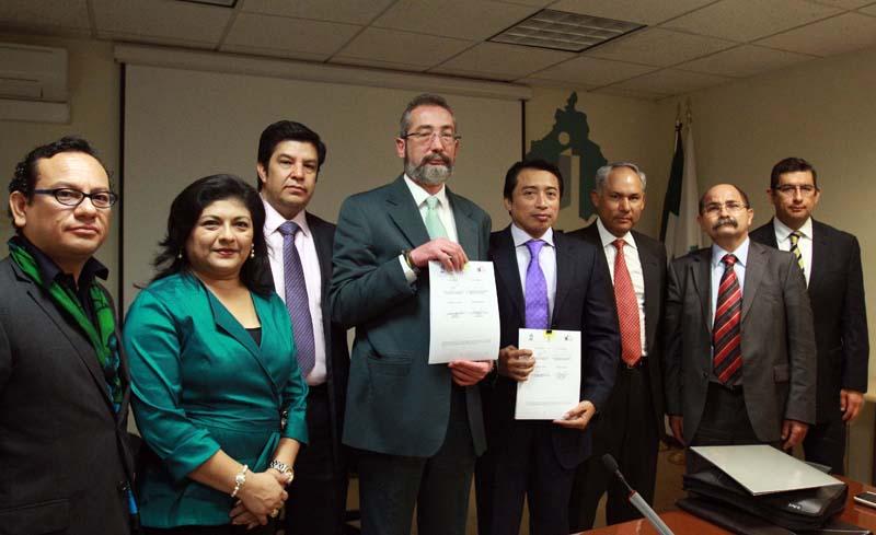 Asesorará InfoDF a Campeche en materia de protección de datos personales