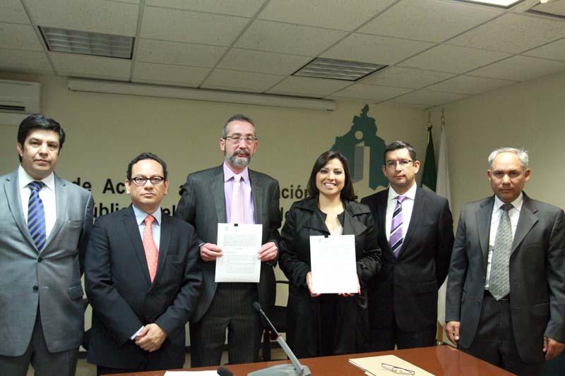 Firman InfoDF y Magdalena Contreras convenios para consolidar el gobierno abierto