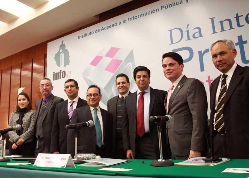 Necesarias reformas a Ley de DP para garantizar tratamiento de la información