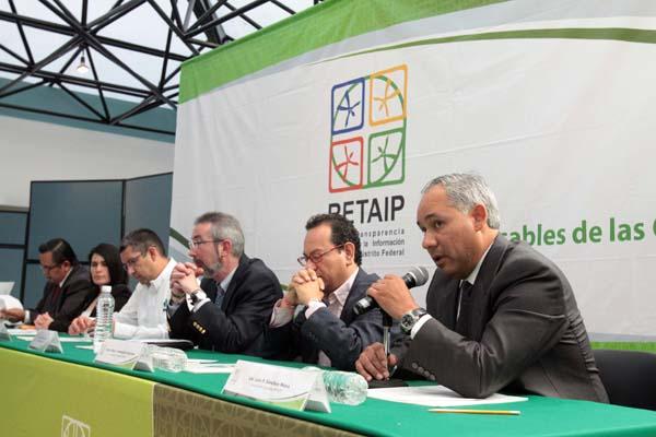 Primera reunión de 2013 de la RETAIP