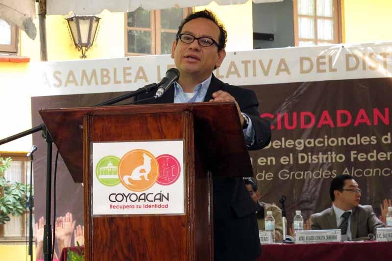Foro Participación Ciudadana Coyoacán
