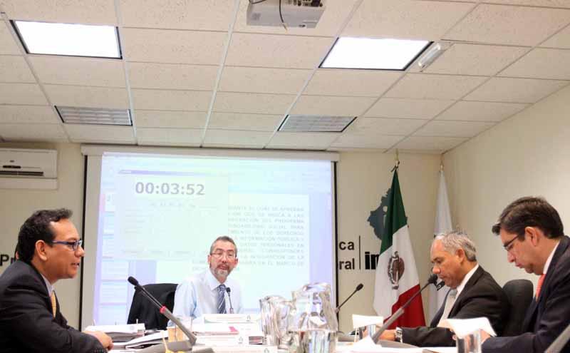 Sesión del Pleno 260613