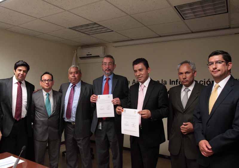 Firma Convenio Delegación Iztapalapa