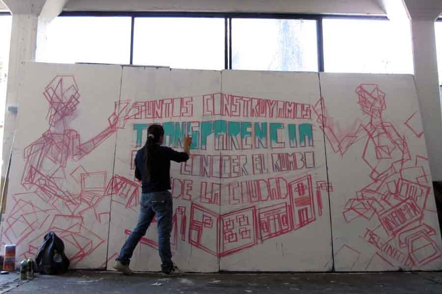 Ganadores Concurso Graffiti