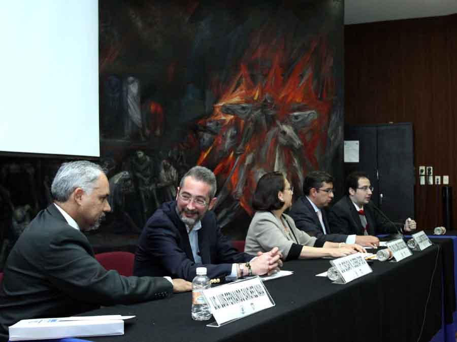 Inauguración Diplomado UNAM
