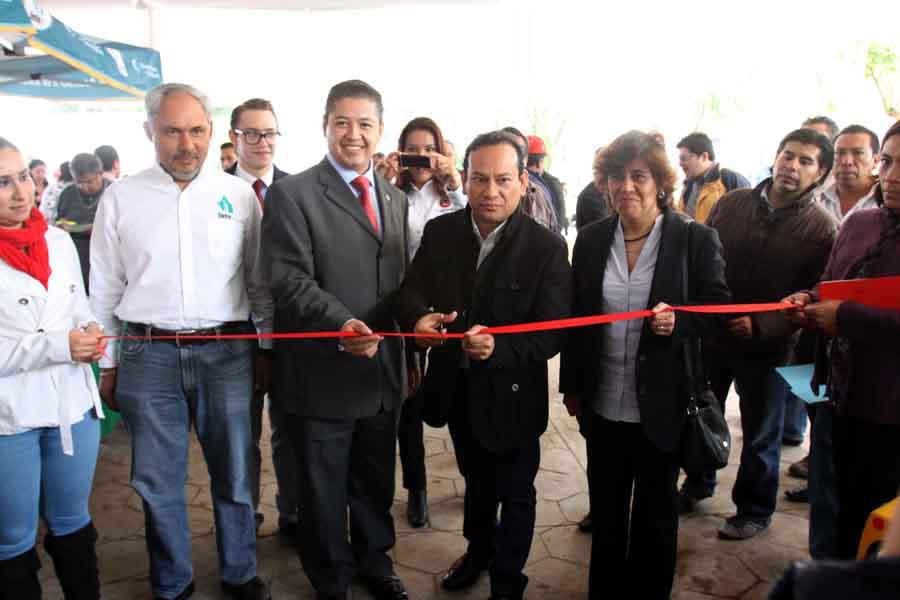 Feria de la Transparencia en la Delegación Cuajimalpa