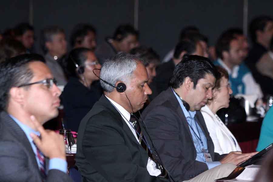 Seminario Internacional combate a la corrupción