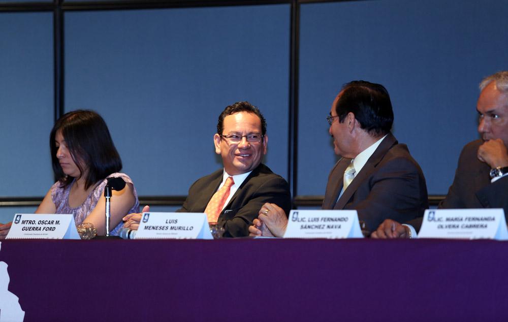 Conferencia CC Mucio Israel Hernández