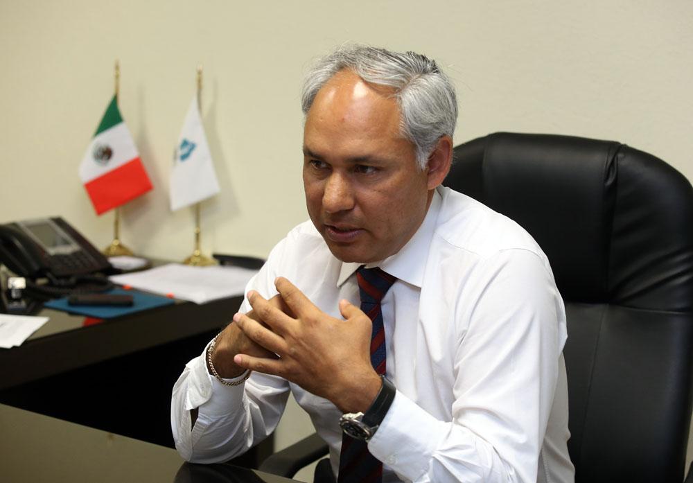 Entrevista al Comisionado Ciudadano Luis Fernando Sánchez Nava