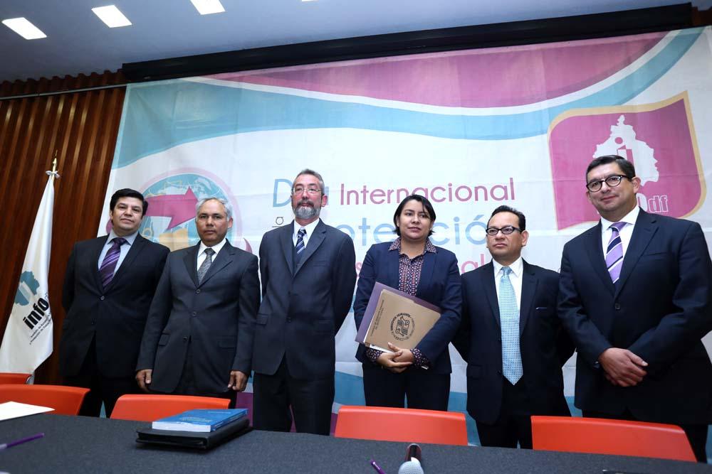 Conmemoración DP CDHDF Inauguración