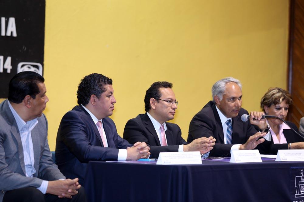 Conferencia Magistral en Iztacalco