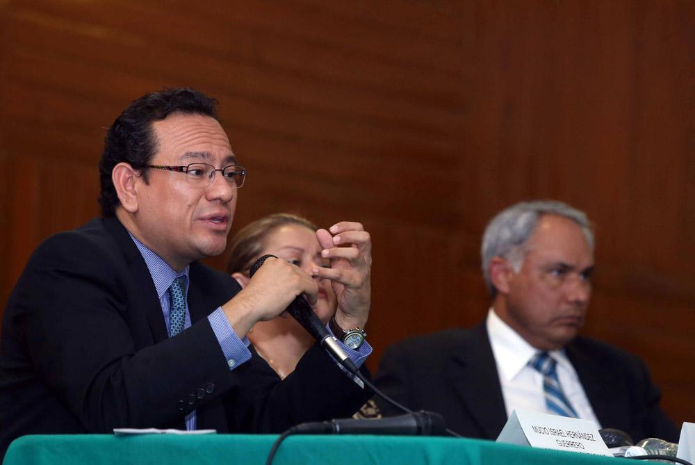 Conferencia Delegación Cuauhtémoc