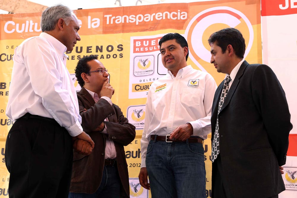 Clausura Feria de la Transparencia junio 2014