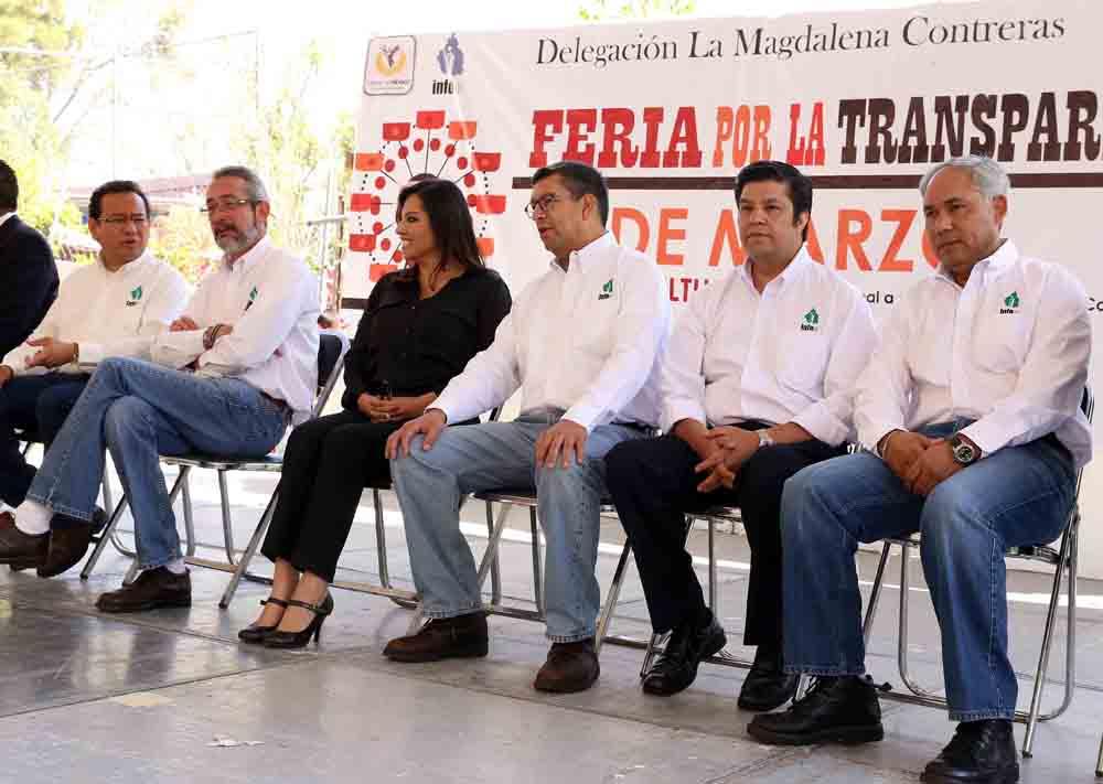 Feria Magdalena Contreras