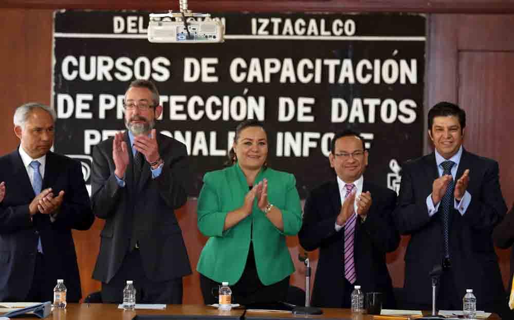 Reconocimientos Delegación Iztacalco
