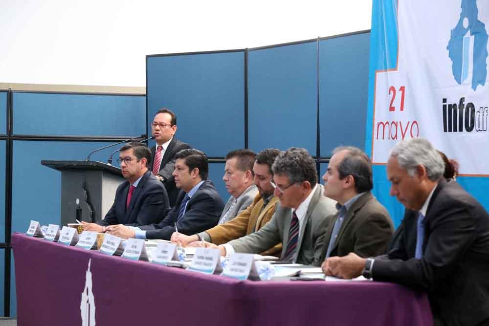 Convenio InfoDF y Sindicato de Trabajadores de UACM