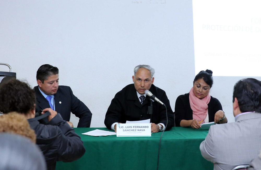 COMISIONADO LUIS FERNANDO SANCHEZ NAVA
