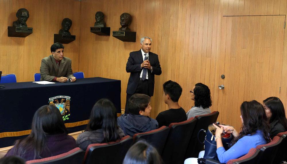 Facultad Contaduría UNAM