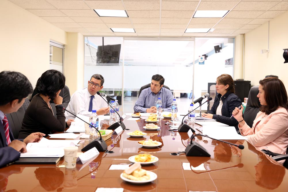 Primer reunión de trabajo de la Comisión Editorial para el ensayo sobre Transparencia 2014