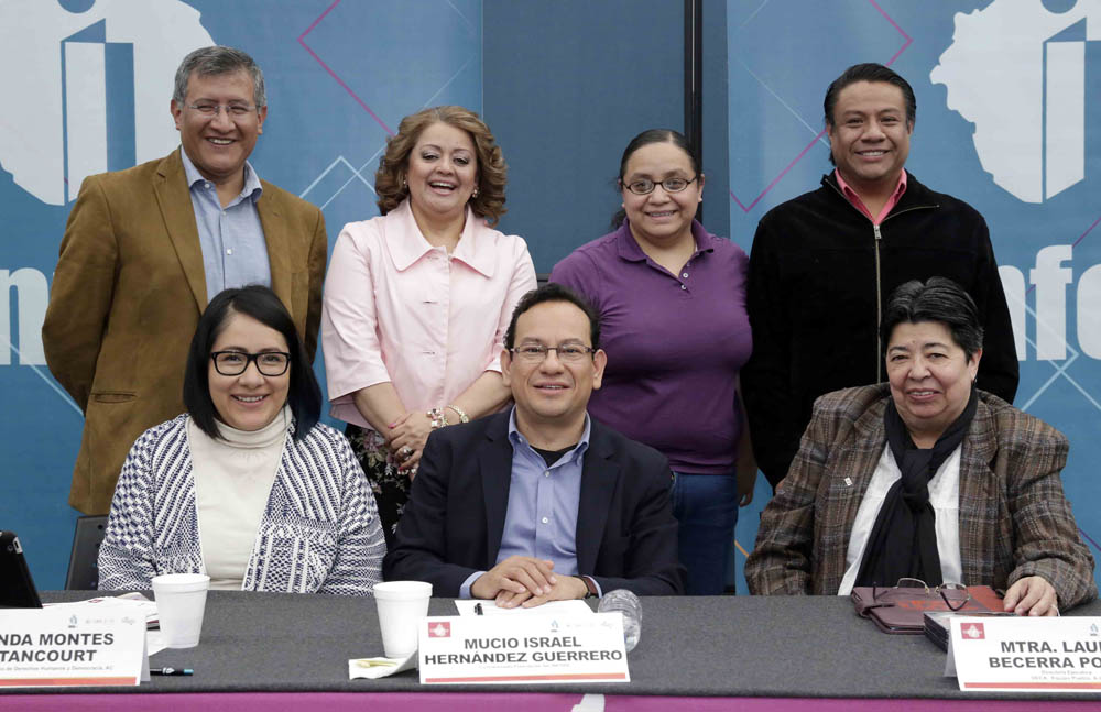 """PRESENTACIÓN DEL LIBRO ELECTRÓNICO  """"EXPERIENCIAS DE INCIDENCIA EN POLÍTICA PÚBLICA DE LAS ORGANIZACIONES DE LA SOCIEDAD CIVIL DESARROLLADAS EN LA CIUDAD DE MEXICO"""""""