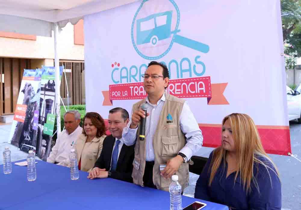 CARAVANA DELEGACION BENITO JUAREZ