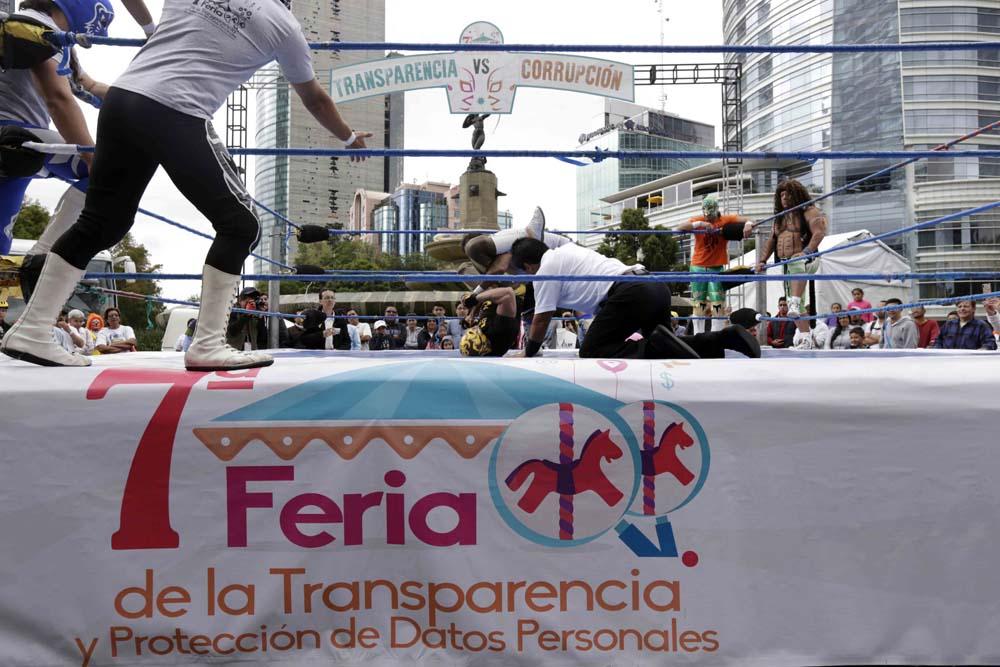 7a FERIA DE LA TRANSPARENCIA