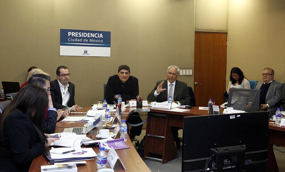 Comisión Jurídica INEGI 110316